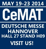 cemat banner2 - Visit Us at CeMAT 2014